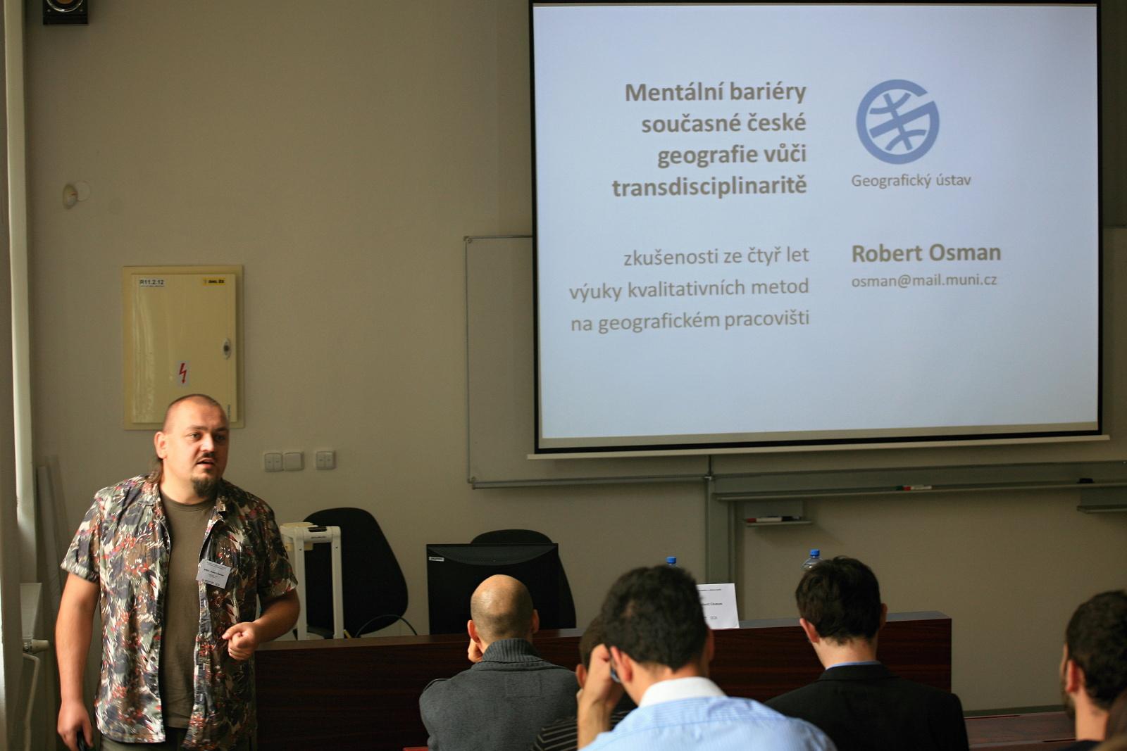 plenární přednáška dr. Osmana